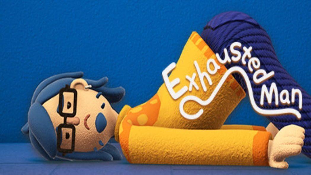 """Conheça Exhausted Man, o jogo que """"gamifica"""" a preguiça que há em todos nós"""