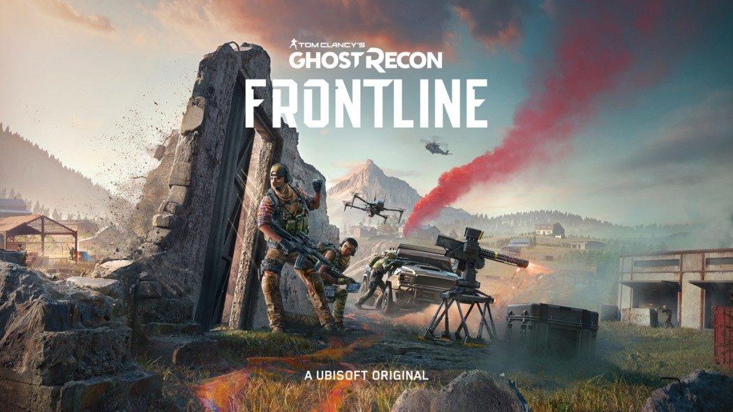 Ghost Recon Frontline: vem aí um novo battle royale gratuito para 100 jogadores