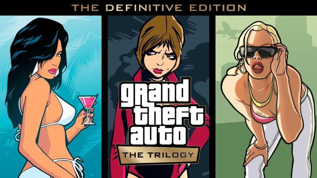 Agora é oficial: Rockstar confirma trilogia remasterizada da série GTA