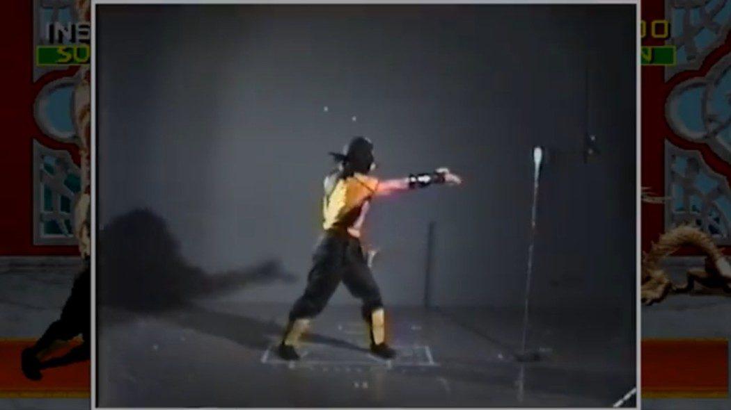 Vídeo de bastidores mostra como o icônico Spear do Scorpion nasceu em Mortal Kombat