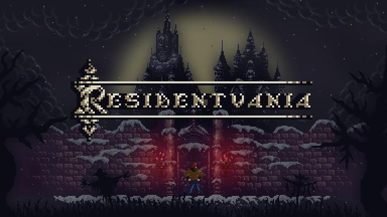 E se Resident Evil Village fosse no castelo de Castlevania? Conheça Residentvania!