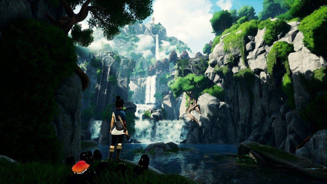 Análise Arkade - Kena: Bridge of Spirits, uma aventura que esbanja carisma