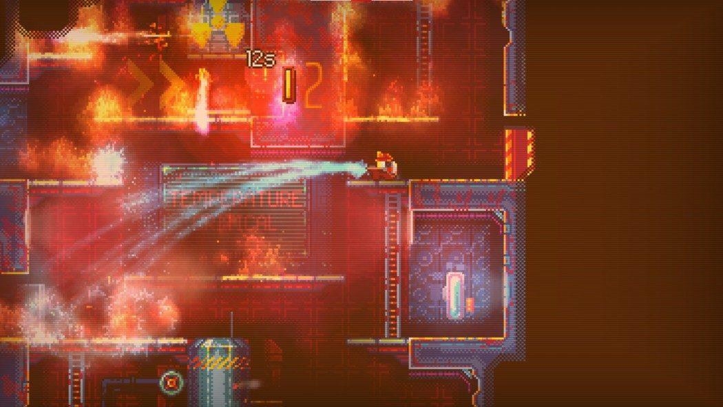 Criador de Dead Cells anuncia Nuclear Blaze, game de bombeiro em 2D