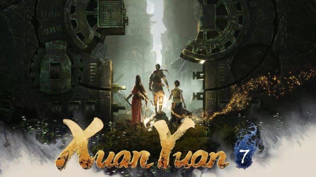 """Análise Arkade: Xuan Yuan Sword 7, um surpreendente RPG de ação """"made in China"""""""